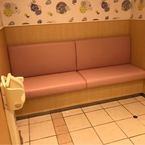 授乳室手前の共有スペース