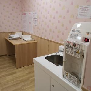 イオンタウン四日市泊(2F)の授乳室・オムツ替え台情報 画像2