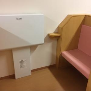 淀川キリスト教 病院(1F)の授乳室・オムツ替え台情報 画像7