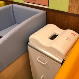 イオンモール広島府中(3F ナナズグリーンティー横)の授乳室・オムツ替え台情報 画像6