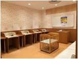 イオン 成田店(2階 赤ちゃん休憩室)の授乳室・オムツ替え台情報 画像1