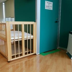 所沢市こどもと福祉の未来館(2F)の授乳室・オムツ替え台情報 画像4