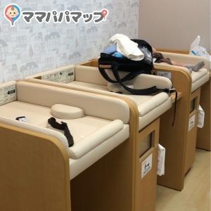 鹿児島空港 搭乗口ロビー(2F)の授乳室・オムツ替え台情報 画像3