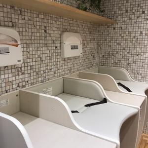 ニュウマン(NEWoMan)新宿(4F)の授乳室・オムツ替え台情報 画像9