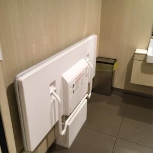 大名古屋ビルヂング 4階 多目的トイレ(4F)のオムツ替え台情報 画像3