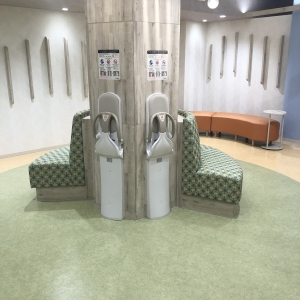 マルヤガーデンズ(2階)の授乳室・オムツ替え台情報 画像10