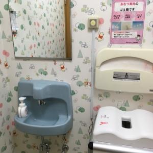 桜島SA上り線の授乳室・オムツ替え台情報 画像4
