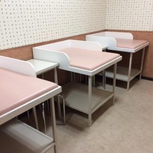 イズミヤ カナート洛北の授乳室・オムツ替え台情報 画像4