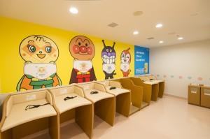福岡アンパンマンこどもミュージアムinモールの授乳室・オムツ替え台情報 画像4
