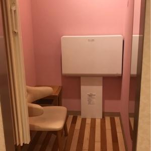 授乳室も2部屋あり、清潔感があります