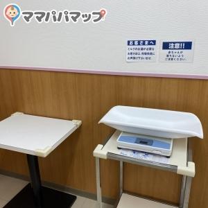 イオンせんげん台店(3F)の授乳室・オムツ替え台情報 画像7