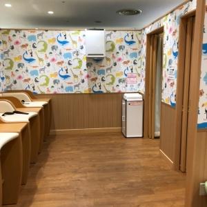 近鉄百貨店 生駒店(4F)の授乳室・オムツ替え台情報 画像9