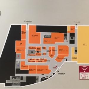 地下一階の地図