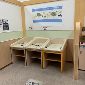イオン高知店(2F)の授乳室・オムツ替え台情報 画像5