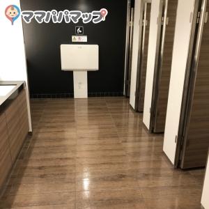 高松〜直島 フェリーのオムツ替え台情報 画像3