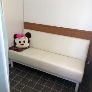 授乳用のソファです。広くて使いやすいです。