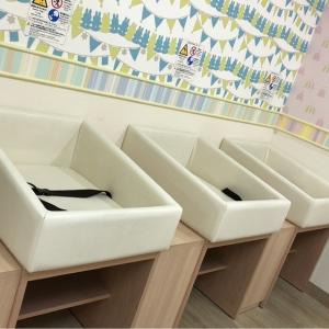 イオン穂波ショッピングセンター(2F)の授乳室・オムツ替え台情報 画像7