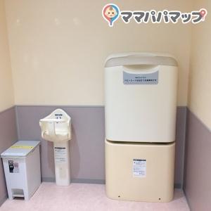 県立広島病院(1F)の授乳室・オムツ替え台情報 画像3