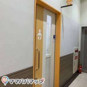 コマーシャルモール博多(1F)の授乳室・オムツ替え台情報 画像5