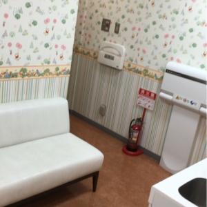 ディアモール赤ちゃんルーム(B1)の授乳室・オムツ替え台情報 画像2
