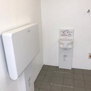 スポル品川大井町(1F)の授乳室・オムツ替え台情報 画像2