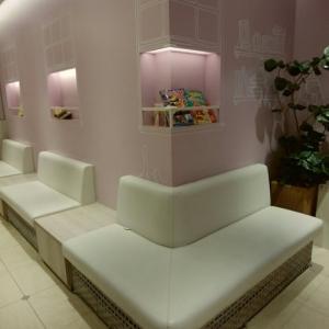 サンシャインシティアルパ 2Fベビー休憩室の授乳室・オムツ替え台情報 画像9