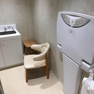 玉川高島屋S.C マロニエコート(1階エレビーター横)の授乳室・オムツ替え台情報 画像5
