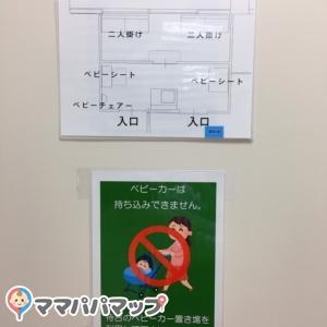 県立広島病院(1F)の授乳室・オムツ替え台情報 画像6