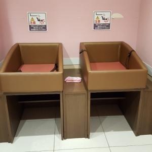 イオンモールつくば(1階  レストラン街東入口そば)の授乳室・オムツ替え台情報 画像2