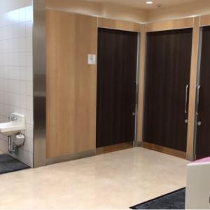 イオンモール大阪ドームシティ店(4F)の授乳室・オムツ替え台情報 画像6