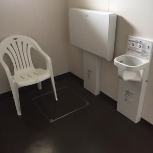 授乳室内1