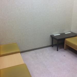授乳室は4席