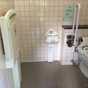京都府立植物園の授乳室・オムツ替え台情報 画像1