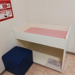 西松屋 住之江オスカードリーム店(3F)の授乳室・オムツ替え台情報 画像3