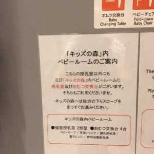表参道ヒルズ(B1)の授乳室・オムツ替え台情報 画像7