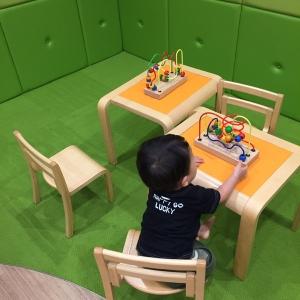 イオンモール京都五条(3F)の授乳室・オムツ替え台情報 画像8