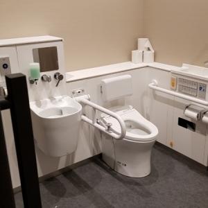 身障者用トイレ①