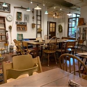 mumokuteki cafe&foods 京都店 (ムモクテキカフェ)の授乳室・オムツ替え台情報 画像2