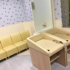 りんくうプレミアム・アウトレット(2F)の授乳室・オムツ替え台情報 画像2