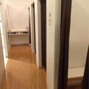 新宿タカシマヤ(9階 赤ちゃん休憩室)の授乳室・オムツ替え台情報 画像7