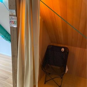 授乳の椅子です