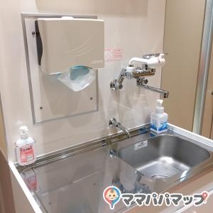 県立広島病院(1F)の授乳室・オムツ替え台情報 画像4