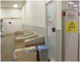 イオンモール堺北花田(1階 キャッシュサービス横)の授乳室・オムツ替え台情報 画像4