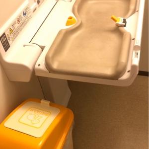 京都マルイ(6階)の授乳室・オムツ替え台情報 画像3