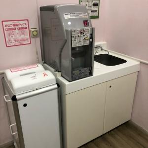 アトレ松戸(5階)の授乳室・オムツ替え台情報 画像2