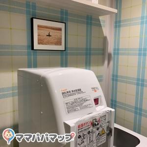 岸和田カンカンベイサイドモール(3F)の授乳室・オムツ替え台情報 画像1
