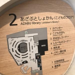 麻布図書館(2F)の授乳室・オムツ替え台情報 画像1