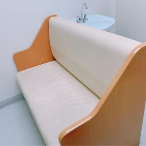 授乳室 ソファー