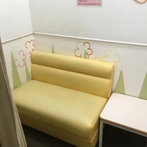 イオンモール名取(3F 赤ちゃん休憩室)の授乳室・オムツ替え台情報 画像4
