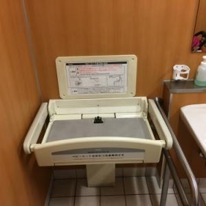 ホテル椿山荘東京(プラザ棟2F(多目的化粧室))のオムツ替え台情報 画像2